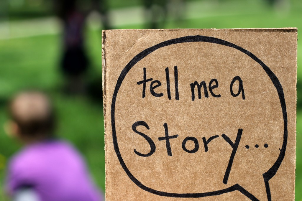 What Kind of Stories to Tell Children (Part 1 & 2) - My Little Book Shop